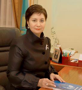 Gulshara Abdikalikova
