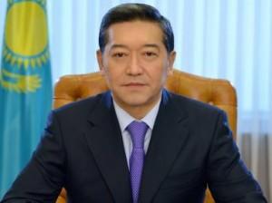 Prime Minister Akhmetov