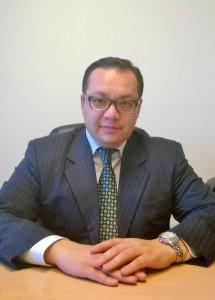 Yerlan Shamishev