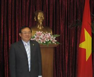 ambassador of Vietnam