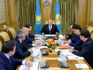 Astana development meeting
