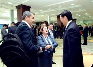 Investment forum Baikonur