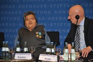 Kuyukov and Knabe