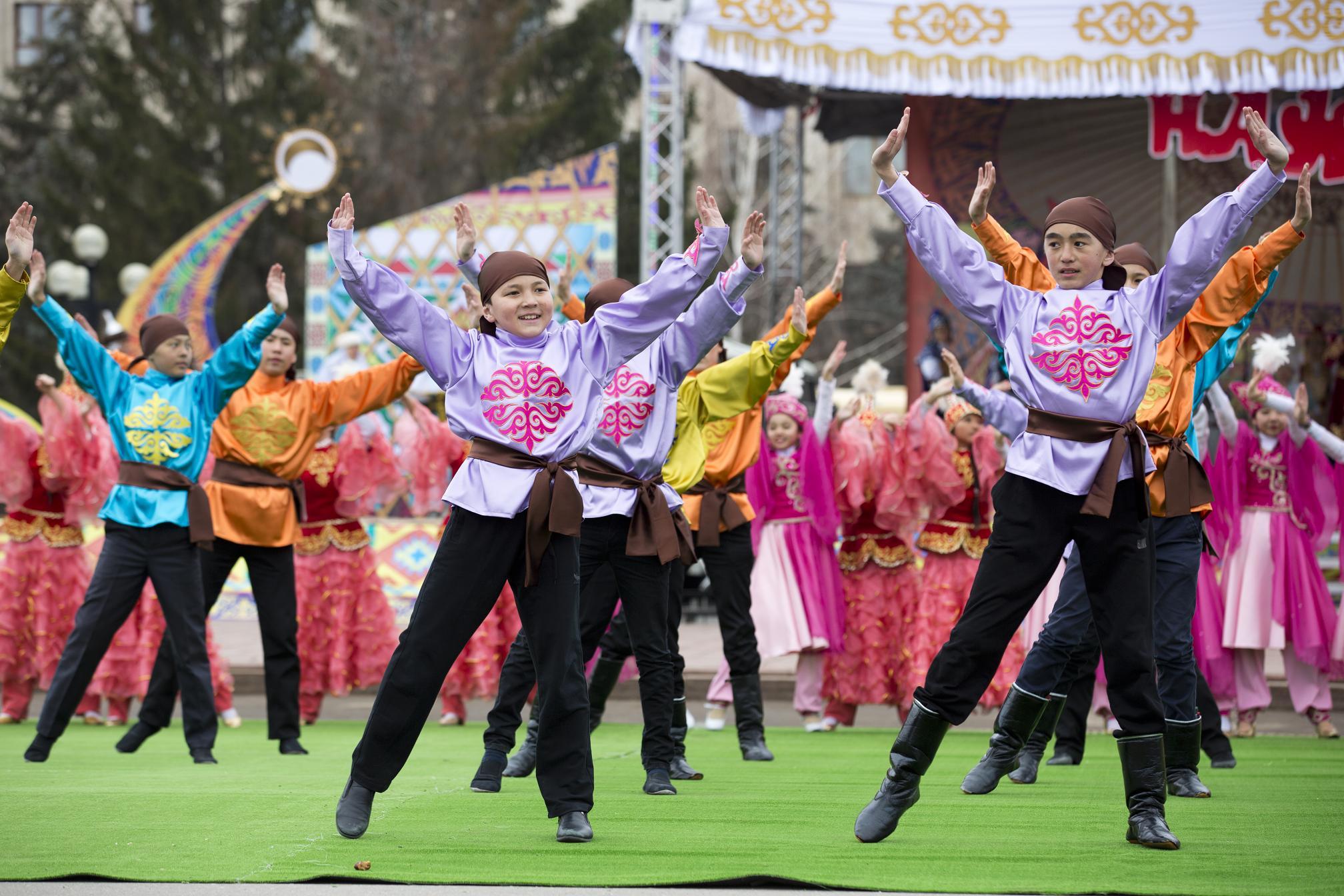 Kazakhstan Celebrates Nauryz The Astana Times
