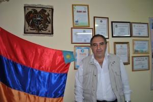 Head of Armenian Diaspora