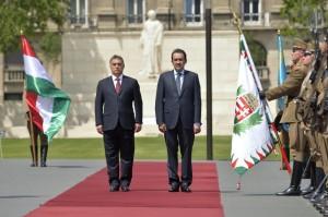 MASZIMOV, Karim; Orbán Viktor