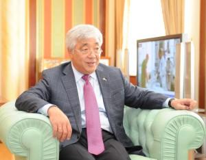 Idrissov