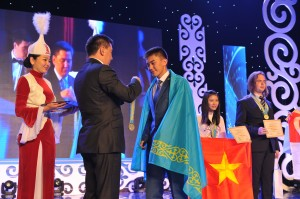 Kazakhstan Takes 8th Place in International Physics Olympiad - The