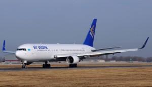 Air Astana Boeing 767 -300ER_by Erbol Espol