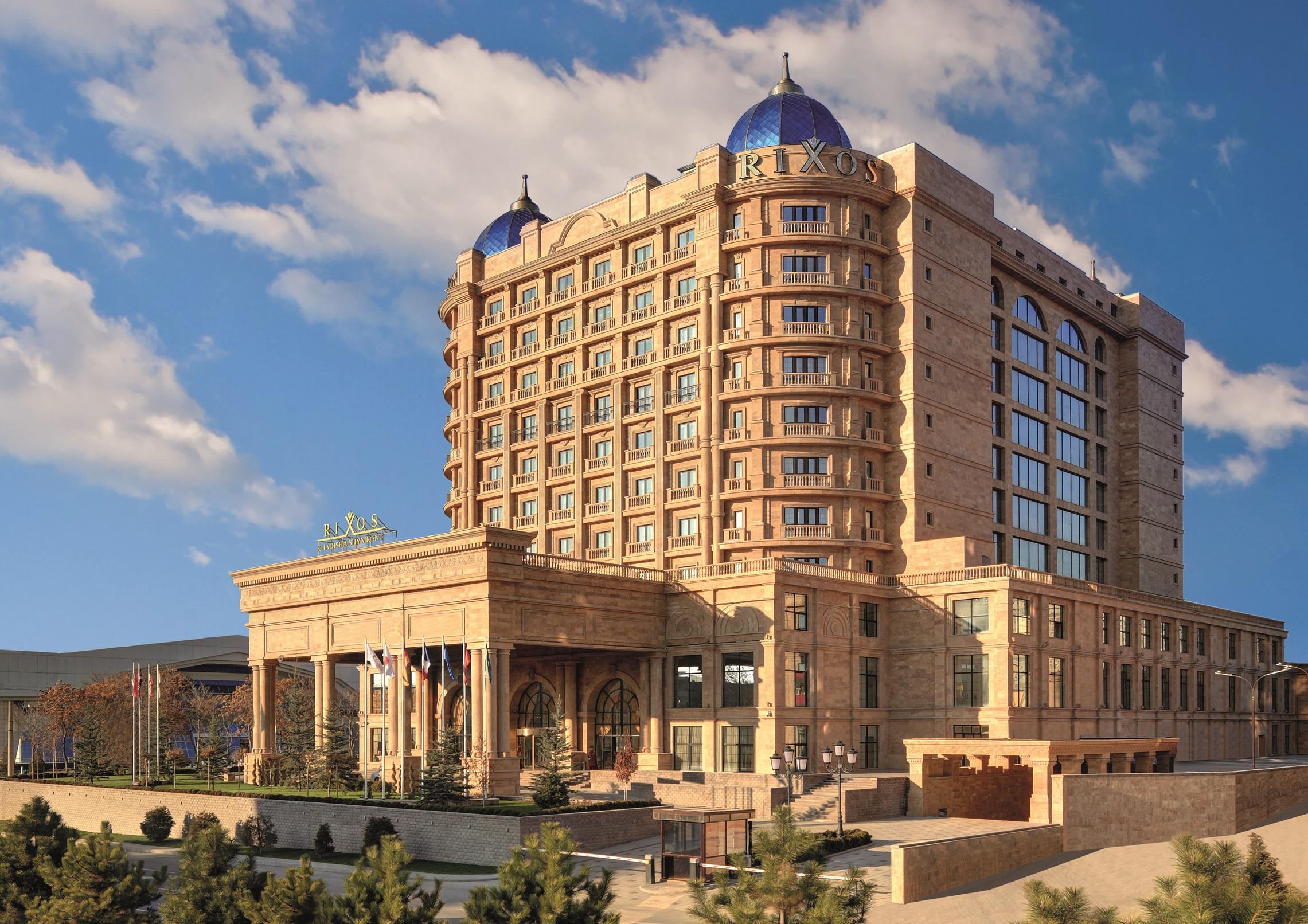 Shymkent Kazakhstan  city photo : Khadisha Shymkent, the first ever five star hotel in South Kazakhstan ...