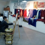 Art studio at Kulanshi