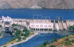 Ust-Kamenogorsk Hydroelectric plant