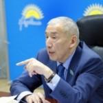 Kairbek Suleimenov