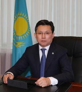 Minister of Finance Bakhyt Sultanov
