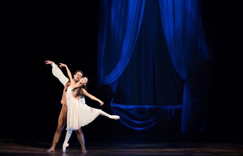 The tale of the beautiful Odette transformed into a swan by a  curse will entrance Astana audiences in April.