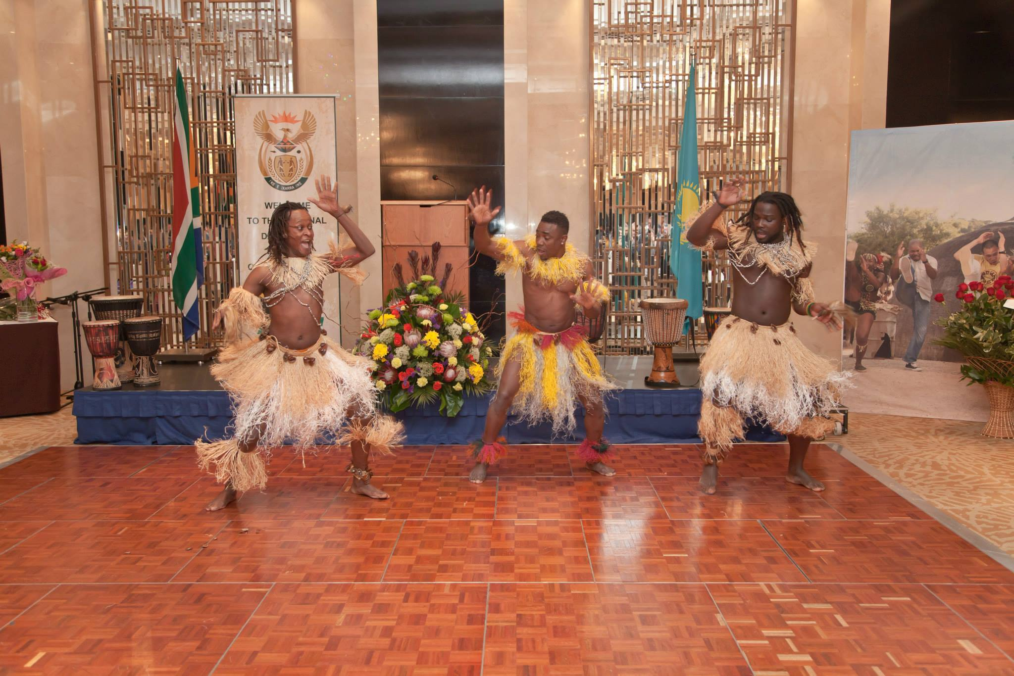 South African Embassy Celebrates Freedom Day in Astana - The