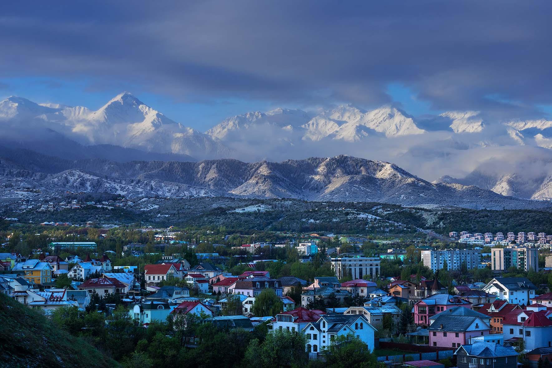 Almaty, Astana Mark Intl Olympic Day as Bid Preparations