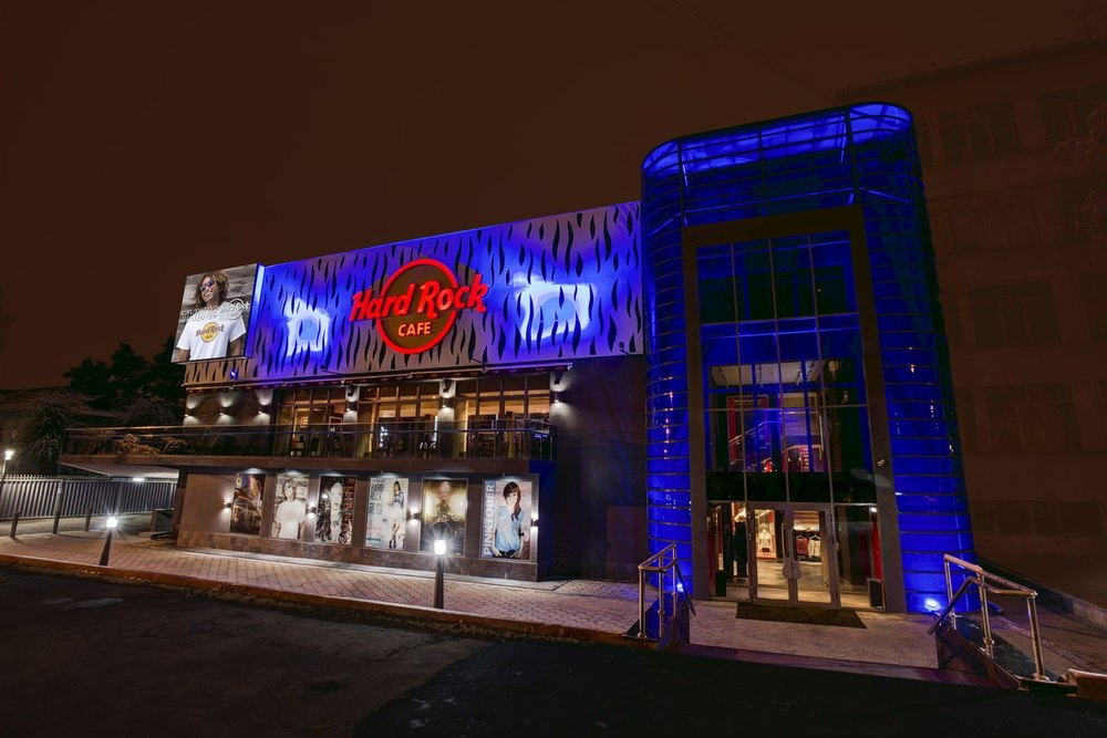 Hard Rock Cafe Petersburg