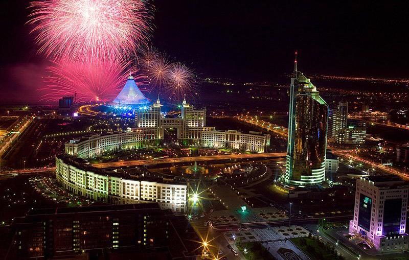 Astana Day 2012